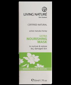 Mặt nạ dưỡng da Living Nature Ultra Nourishing Mask 1
