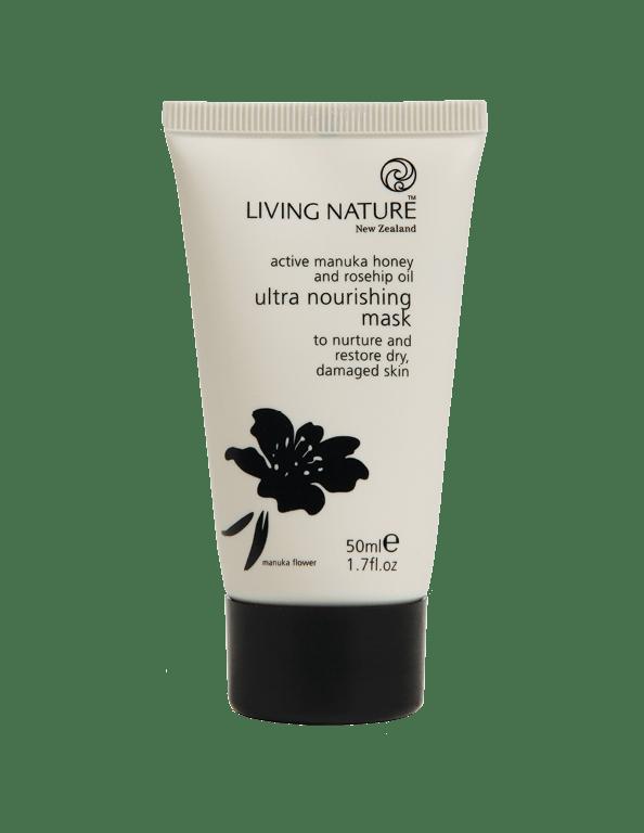 Mặt nạ dưỡng da Ultra Nourishing Mask chính hãng Living Nature