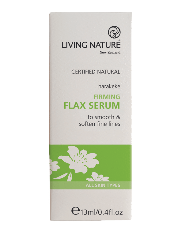Serum chống lão hóa, săn da Firming Flax Serum box