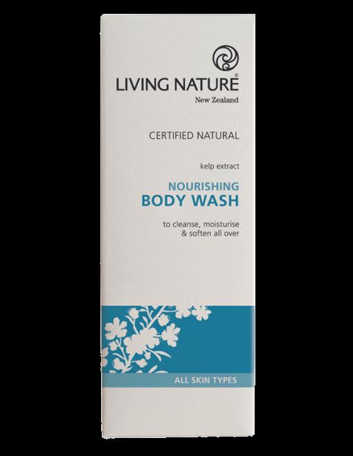 Sữa tắm dưỡng thể Living Nature Nourishing Body Wash 1