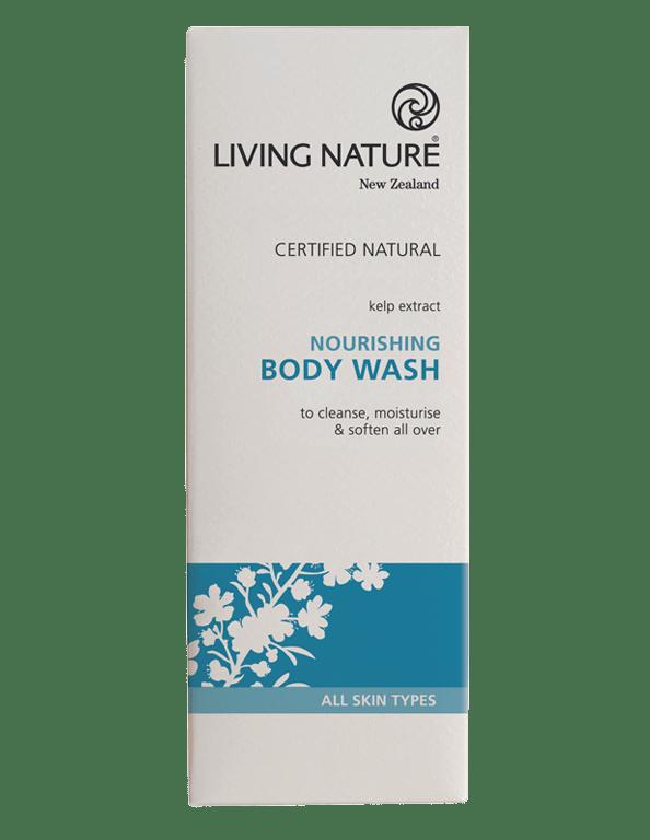 Sữa tắm dưỡng thể Nourishing Body Wash - Mỹ phẩm hữu cơ Living Nature.
