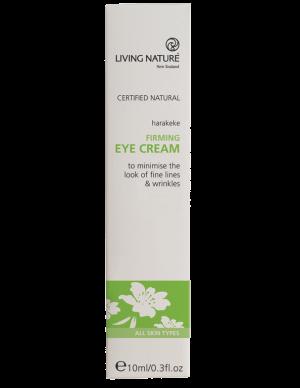 Hộp kem dưỡng da vùng mắt Living Nature Firming Eye Cream