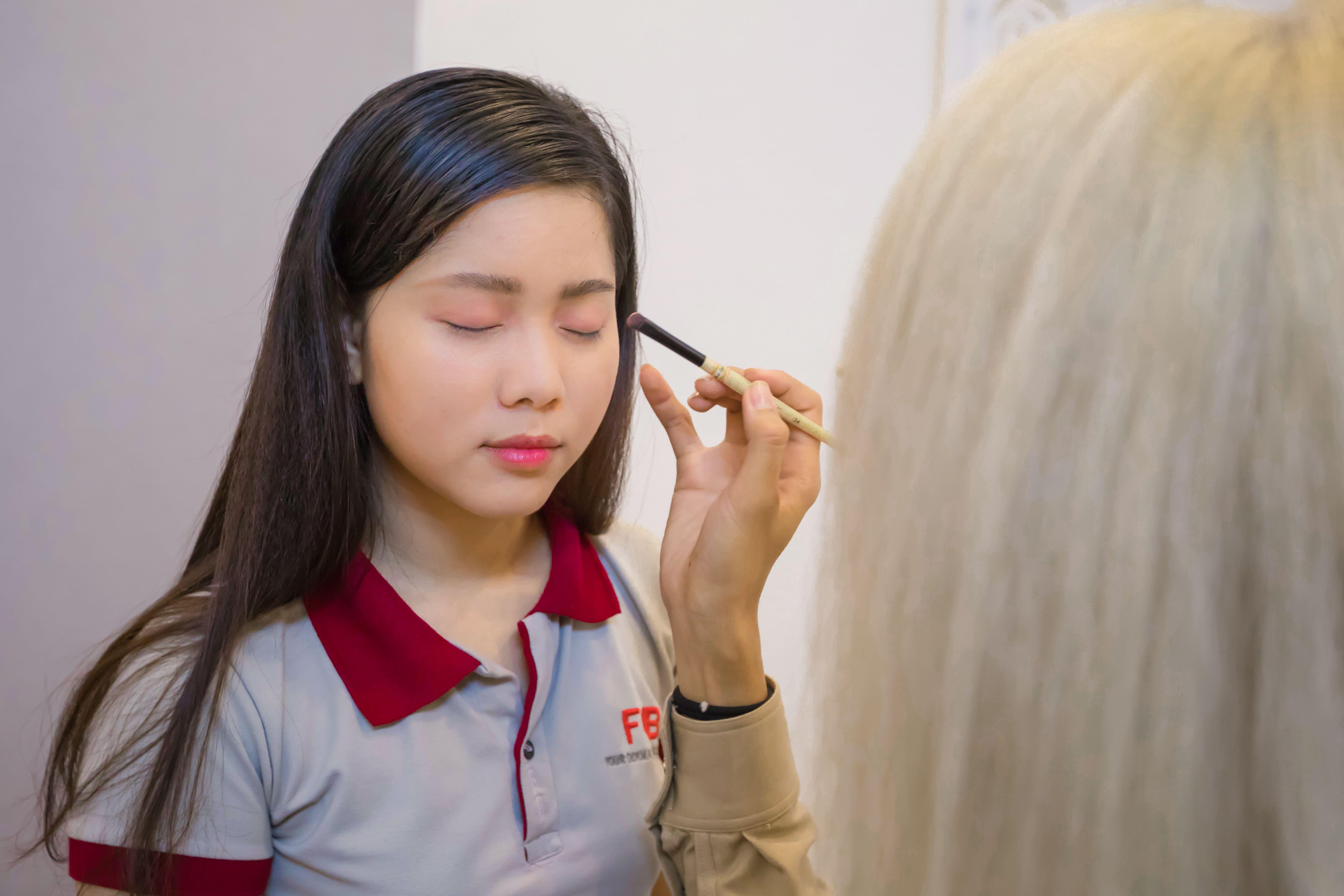 Mỹ phẩm Living Nature tổ chức workshop makeup 3