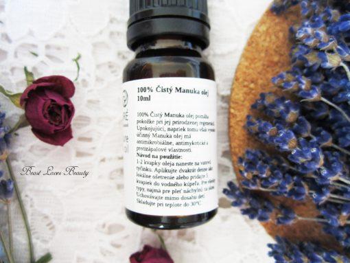 Tinh dầu Manuka 100% Pure Manuka Oil - Living Nature, New Zealand 2