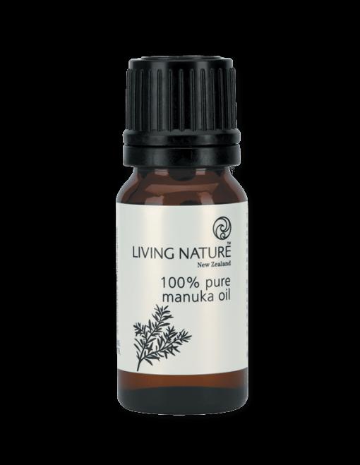 100% Pure Manuka Oil - Living Nature