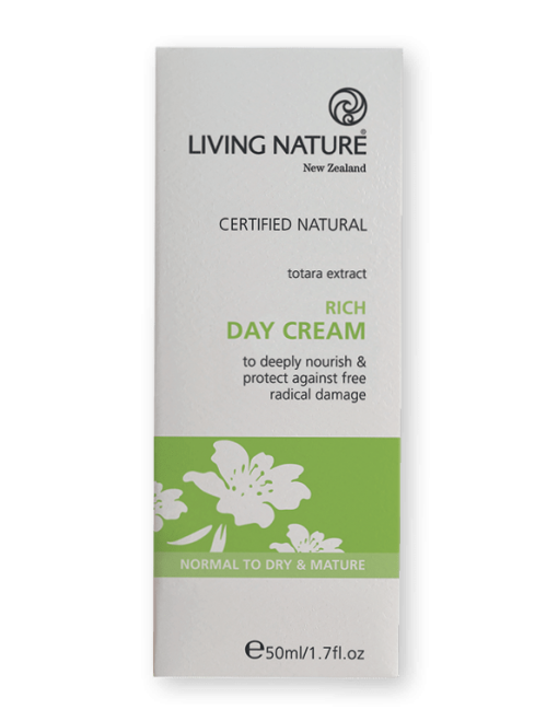 Kem dưỡng Living Nature Rich Day Cream 1