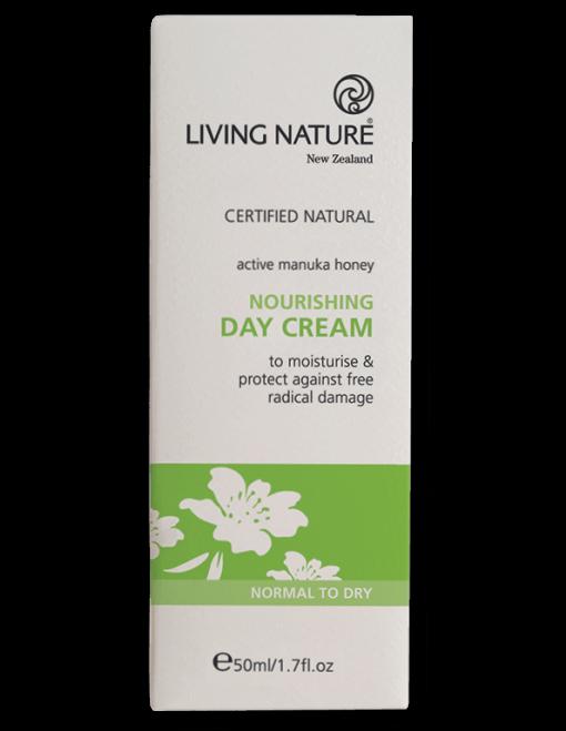 Kem dưỡng ngày Nourishing Day Cream - Living Nature 2