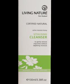 Sữa rửa mặt Living Nature Vitalising Cleanser