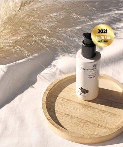 Sữa rửa mặt Living Nature Vitalising Cleanser 6