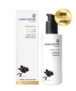 Sữa rửa mặt Living Nature Vitalising Cleanser 3