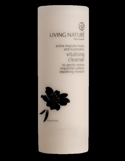 Sữa rửa mặt Vitalising Cleanser - Living Nature