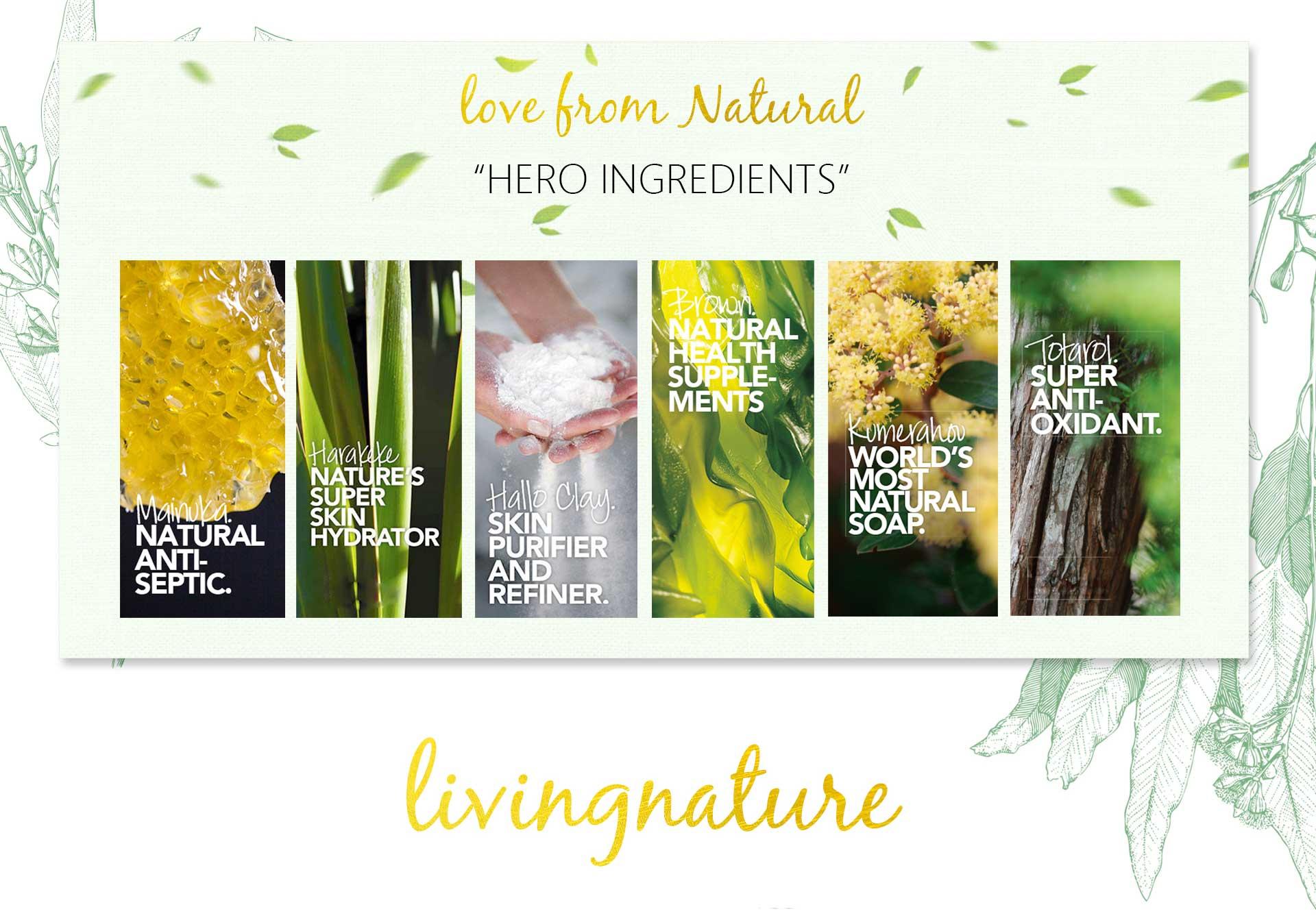 mỹ phẩm living nature