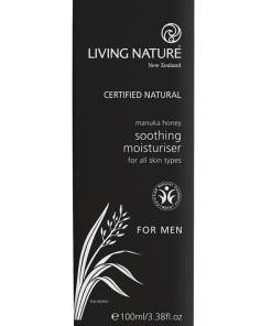 Kem dưỡng ẩm sau cạo râu Living Nature Soothing Moisturiser 1