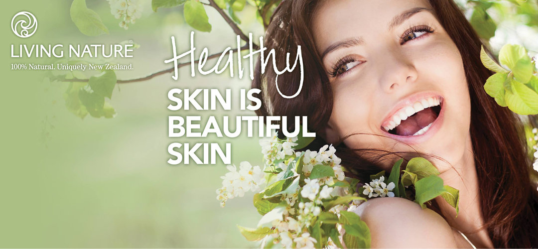 skin care Living Nature
