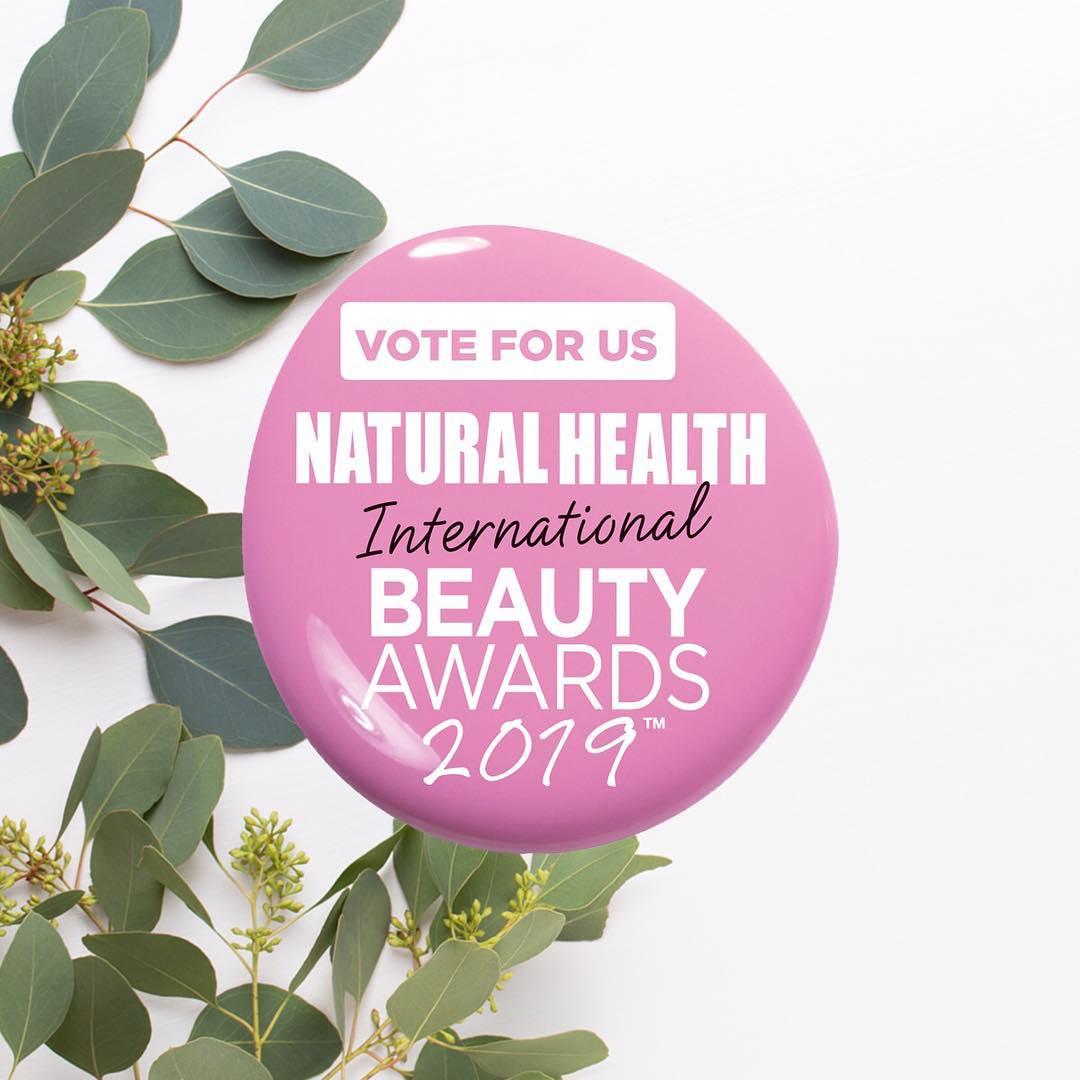 Natural Health Internaitonal Awards 2019