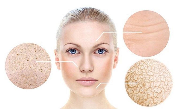 Hậu quả của da khi hàng rào da bị suy yếu