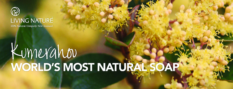 Living Nature sử dụng Kumerahou thay thế cho SLS