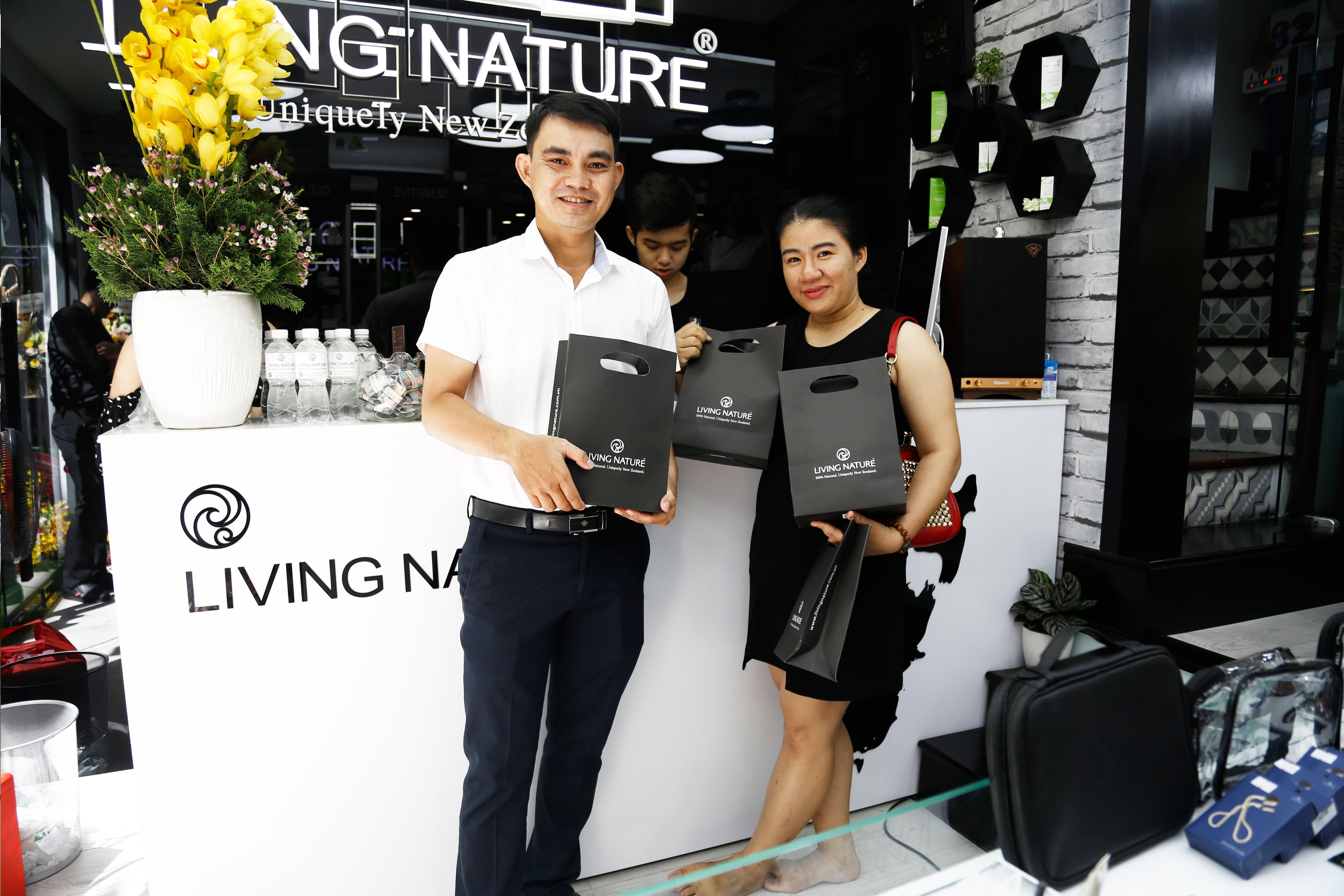 Showroom thương hiệu Living Nature Việt Nam