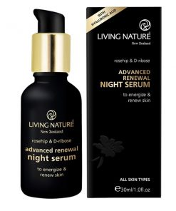 Serum dưỡng da ban đêm Living Nature Advanced Renewal Night 2