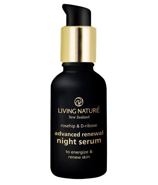 Serum dưỡng da ban đêm Living Nature Advanced Renewal Night 1
