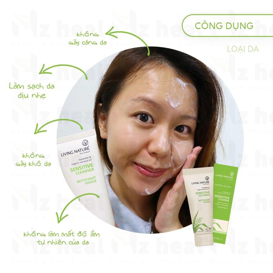 Giải pháp làm sạch không bọt, cấp ẩm cho da nhạy cảm và viêm da cơ địa