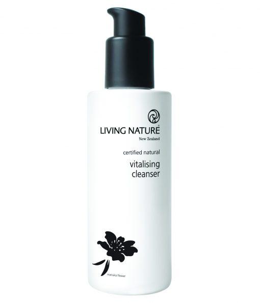 Sữa rửa mặt Living Nature Vitalising Cleanser 120ml
