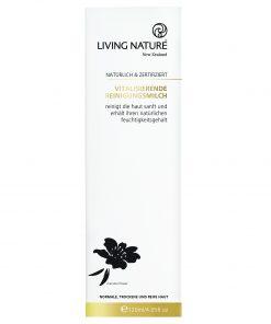 Sữa rửa mặt Living Nature Vitalising Cleanser 120ml 2